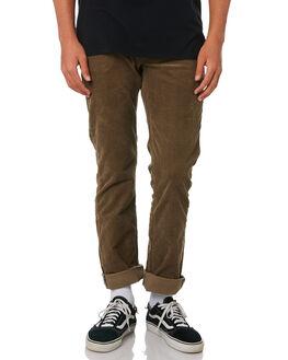 MUSHROOM MENS CLOTHING VOLCOM PANTS - A1141801MSH