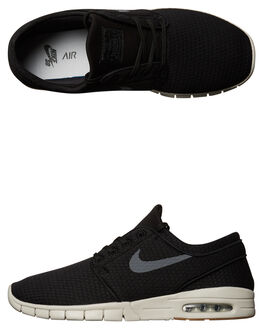 BLACK DARK GREY WOMENS FOOTWEAR NIKE SNEAKERS - SS631303-020W