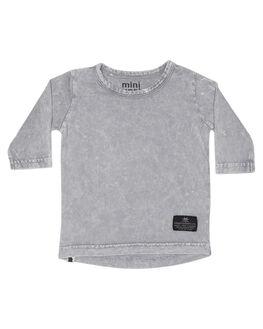 ACID GREY KIDS BABY MUNSTER KIDS CLOTHING - MI172TL10AGRY