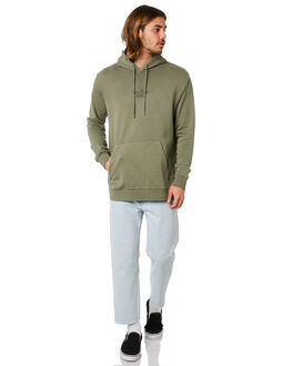 KHAKI MENS CLOTHING HUFFER JUMPERS - MHD83S30579KHKI