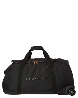 BLACK WOMENS ACCESSORIES RIP CURL BAGS + BACKPACKS - LTRHP10090