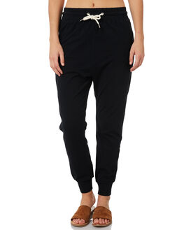 BLACK WOMENS CLOTHING SWELL PANTS - S8184191BLACK