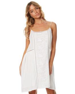 WHITE WOMENS CLOTHING RIP CURL DRESSES - GDRFI11000
