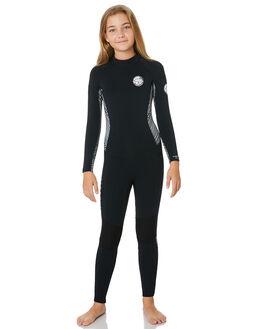 BLACK WHITE BOARDSPORTS SURF RIP CURL GIRLS - WSM8AS0431