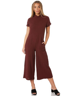 PLUM WOMENS CLOTHING THE BARE ROAD PLAYSUITS + OVERALLS - 992041-04PLU