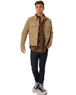 CAMEL CORD MENS CLOTHING ROLLAS JACKETS - 15262B466