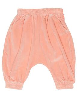 ROSE QUARTZ KIDS GIRLS BILLABONG PANTS - 5595739RQZ