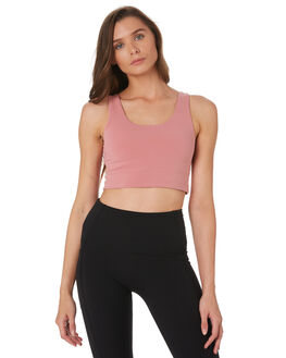POWDERED PINK WOMENS CLOTHING LORNA JANE ACTIVEWEAR - 071907PWD