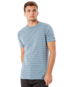 BLUE ICE MENS CLOTHING RIP CURL TEES - CTELP25294