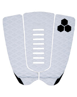 WHITE BOARDSPORTS SURF CHANNEL ISLANDS TAILPADS - 21024100100WHI