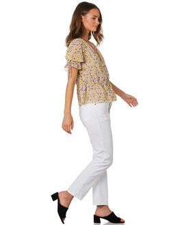 PURPLE RAIN WOMENS CLOTHING THE EAST ORDER FASHION TOPS - EO190610TPUR