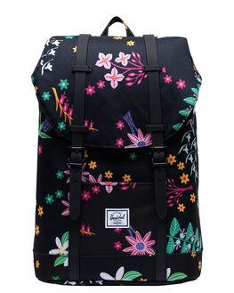 SUNNY FLORAL KIDS GIRLS HERSCHEL SUPPLY CO BAGS + BACKPACKS - 10248-02751-OSSNFLR