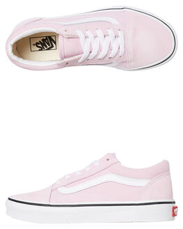 PINK KIDS GIRLS VANS SNEAKERS - VNA4BUUV3M