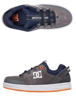 MOONLIT OCEAN SHERD KIDS BOYS DC SHOES SNEAKERS - ADBS100257-GN2