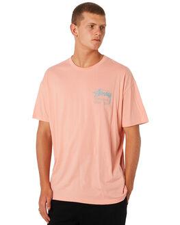 MELON MENS CLOTHING STUSSY TEES - ST096000MEL