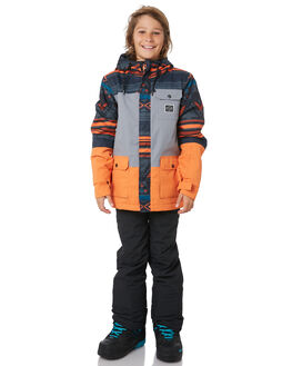 MOUNTAIN AZTEC BOARDSPORTS SNOW ELUDE KIDS - W19EBOJ4255MON