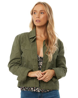 MILITARY WOMENS CLOTHING THE HIDDEN WAY JACKETS - H8182384MILIT