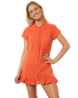 APEROL WOMENS CLOTHING THE BARE ROAD DRESSES - 992041-02APA