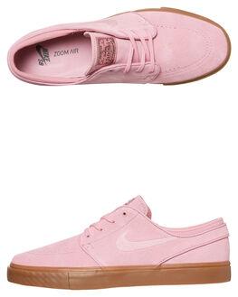ELEMENTAL PINK MENS FOOTWEAR NIKE SKATE SHOES - 333824-604
