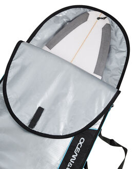 SILVER BLUE BOARDSPORTS SURF OCEAN AND EARTH BOARDCOVERS - SCSB22SILBL