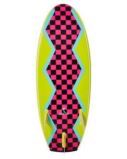 ELECTRIC LEMON BOARDSPORTS SURF CATCH SURF SOFTBOARDS - ODY54-TELEM