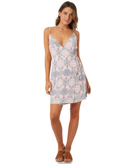 ROSE QUARTZ WOMENS CLOTHING BILLABONG DRESSES - 6571475RSQRT