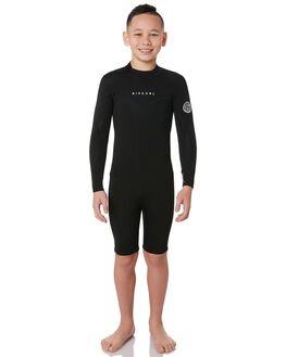 BLACK BOARDSPORTS SURF RIP CURL BOYS - WSP8FJ0090