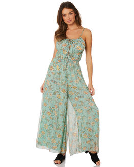 JADE WOMENS CLOTHING TIGERLILY PLAYSUITS + OVERALLS - T391413JAD