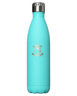 TURQUOISE AQUA MENS ACCESSORIES EARTH BOTTLES DRINKWARE - EB750TUR