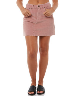 DUSTY PINK WOMENS CLOTHING THE HIDDEN WAY SKIRTS - H8182472DPINK