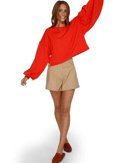 MANDARIN WOMENS CLOTHING BILLABONG FASHION TOPS - BB-6591733-M02