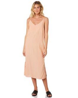 STRIPE WOMENS CLOTHING JORGE DRESSES - 8320053STR