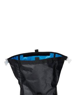 BLACK MENS ACCESSORIES RVCA BAGS + BACKPACKS - R391460BLK