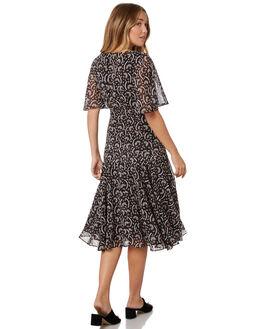 KABUKI FLORAL OUTLET WOMENS STEVIE MAY DRESSES - SL190510DKABFL