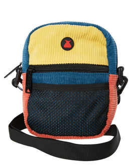 NAVY YELLOW MENS ACCESSORIES THE BUMBAG CO BAGS + BACKPACKS - CB032NVYYE