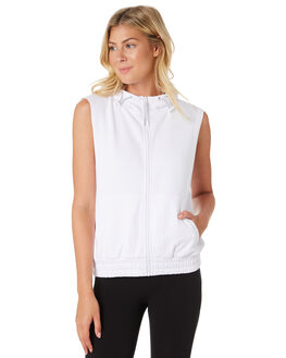 WHITE WOMENS CLOTHING LORNA JANE ACTIVEWEAR - 021913WHT