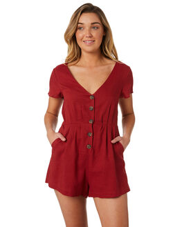 ROSE WOMENS CLOTHING THE HIDDEN WAY PLAYSUITS + OVERALLS - H8184453ROSE