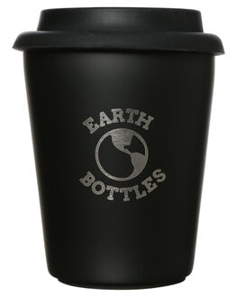 BLACK MENS ACCESSORIES EARTH BOTTLES DRINKWARE - CN300BLK