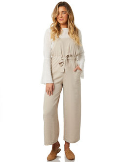 TAN WOMENS CLOTHING MINKPINK PLAYSUITS + OVERALLS - MD1804957TAN