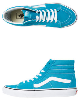 BLUE WOMENS FOOTWEAR VANS SNEAKERS - SSVNA38GEU65W