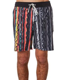 AURORA GREEN MENS CLOTHING HURLEY BOARDSHORTS - AV6353300