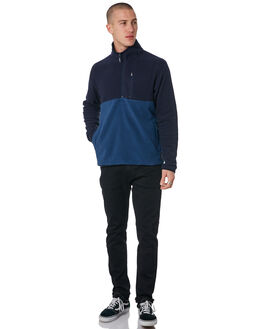 NAVY MENS CLOTHING DEPACTUS JUMPERS - D5184444NAVY