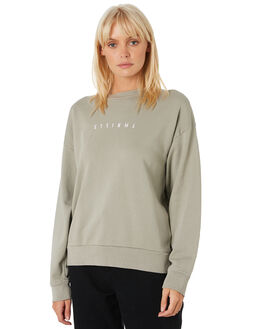CLAY WOMENS CLOTHING THRILLS JUMPERS - WTH9-207GCLAY