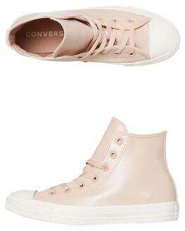 PARTICLE BEIGE WOMENS FOOTWEAR CONVERSE SNEAKERS - 564398CPBGE
