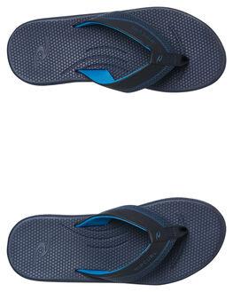 BLUE MENS FOOTWEAR RIP CURL THONGS - TCTGF78540