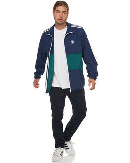 NIGHT INDIGO MENS CLOTHING ADIDAS ORIGINALS JACKETS - CF5790NIND