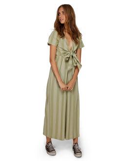 WASABI WOMENS CLOTHING BILLABONG PLAYSUITS + OVERALLS - BB-6591511-WAS