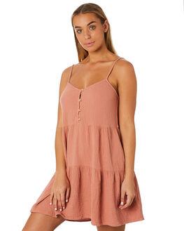 SUNBURN WOMENS CLOTHING RHYTHM DRESSES - JUL19W-DR02SUN