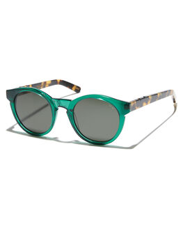 EMERALD DARK TORT WOMENS ACCESSORIES PARED EYEWEAR SUNGLASSES - PE1706ETEMRLD