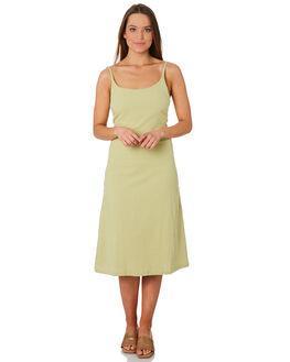 MOSS WOMENS CLOTHING ZULU AND ZEPHYR DRESSES - ZZ2669MMOSS